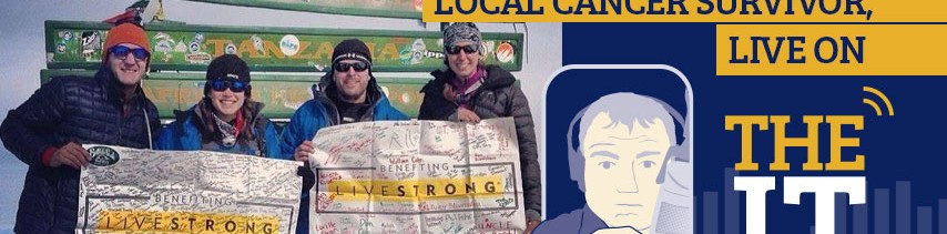 LIVESTRONG with Jeremy and Claire Jungling