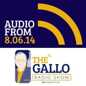 Audio from the Paul Gallo show on SuperTalk Mississippi