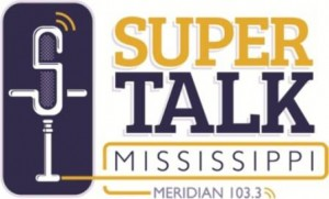 SuperTalk Logo Meridian 103.3 compressed