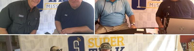 JT at the Neshoba Co Fair (July 30) – Talks with the Gov, Greer, Gunn & Bounds