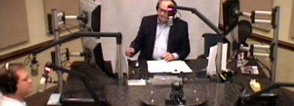 GalloSnippet: Morning visit with News Director Chris Davis