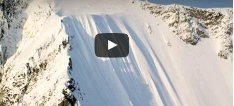 Skier's Amazing Fall