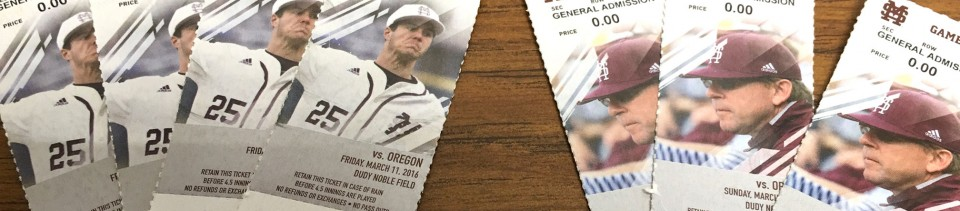 Enter to WIN MSU Baseball Tickets!