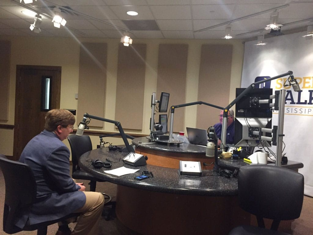 Tate Reeves gives a MS Legislative Session Recap on the JT Show