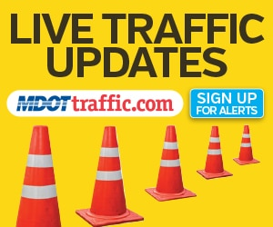 MDOT Live Traffic Updates