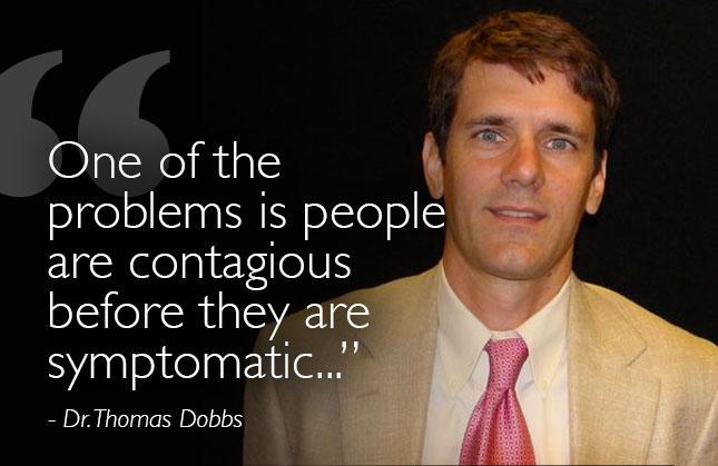 Dr. Thomas Dobbs on the Measles Outbreak