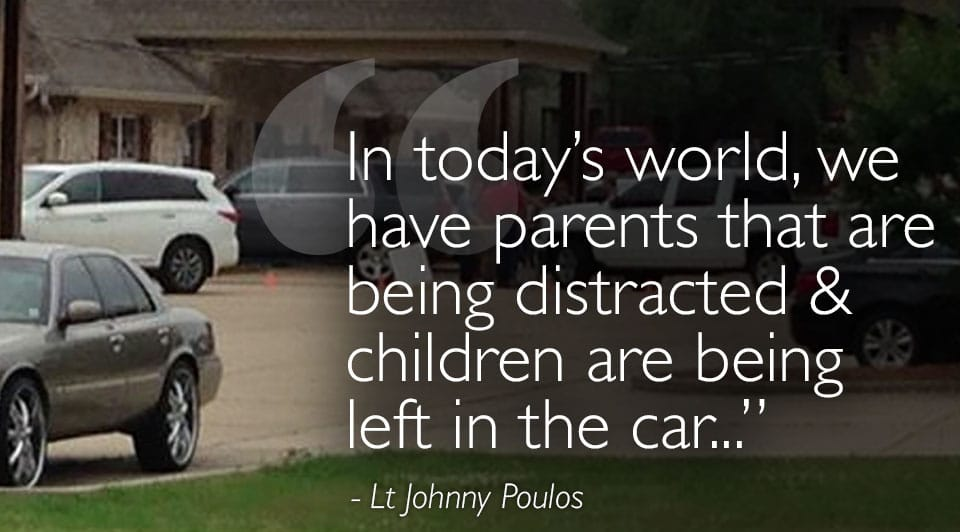 Keeping Your Children Safe In & Around the Car