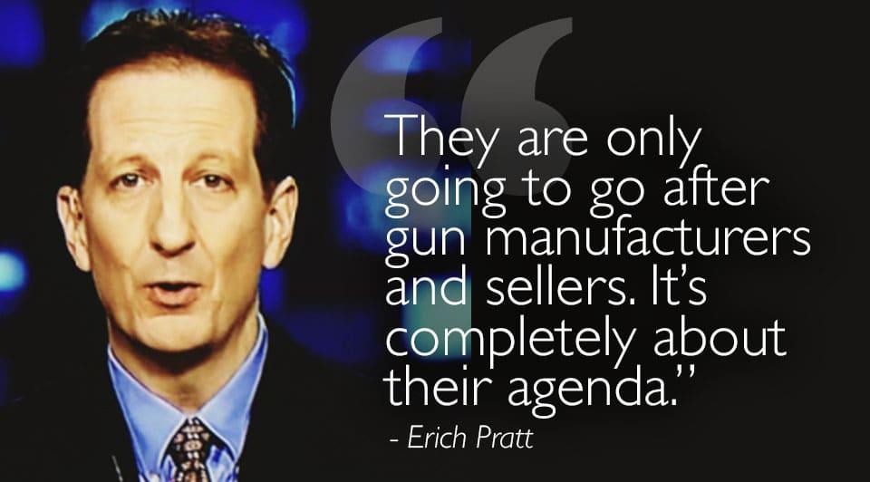 Erich Pratt on Gun Rights