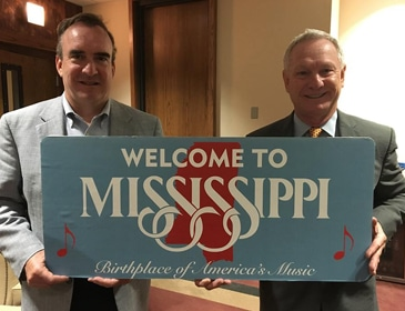 Talking Tourism in Mississippi with Tourism Director Craig Ray