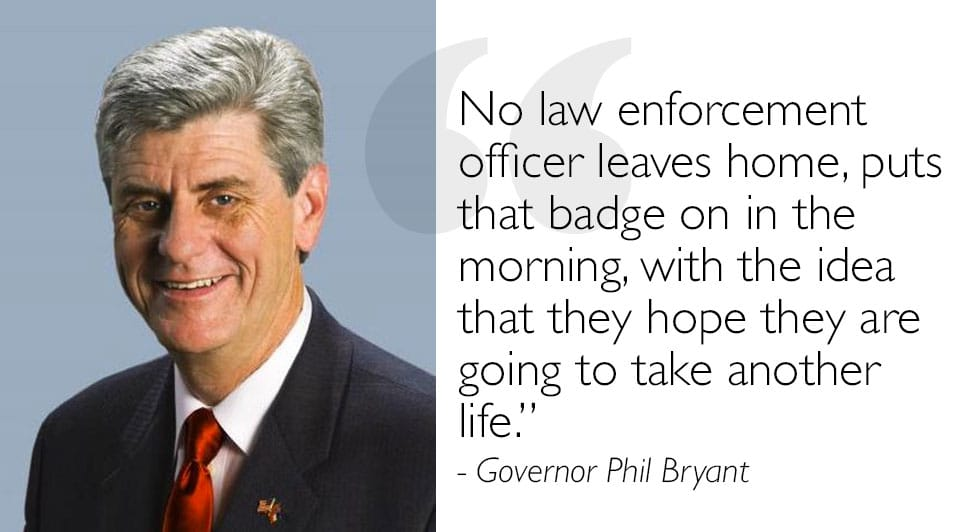 Governor Phil Bryant joins the JT Show