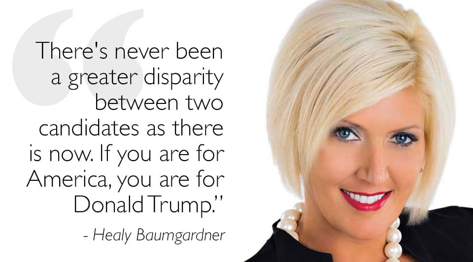 Healy Baumgardner on Trump and the RNC