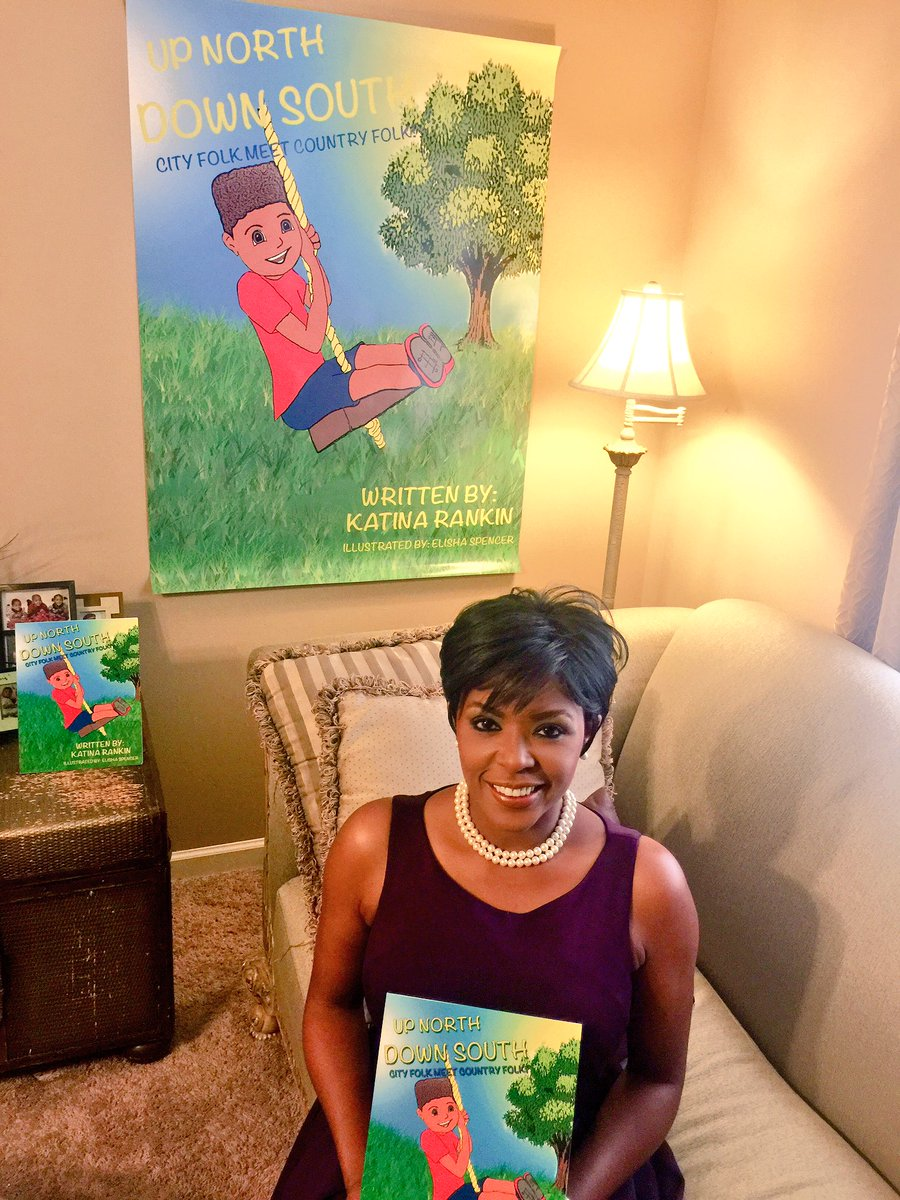 Katina Rankin Discusses Her New Children's Book