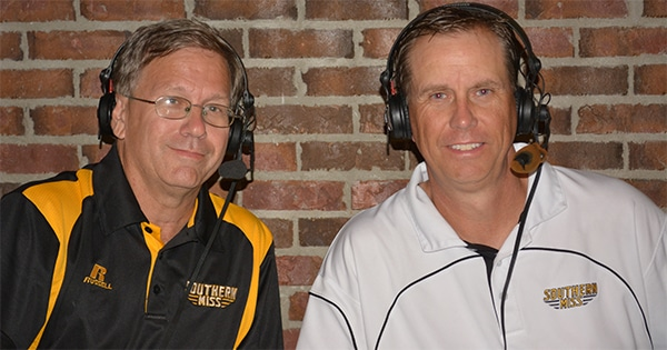 John Cox, Voice of the Golden Eagles, Joins the JT Show