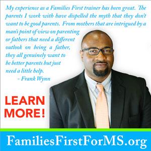 Families First for MS – Frank Wynn Testimonial