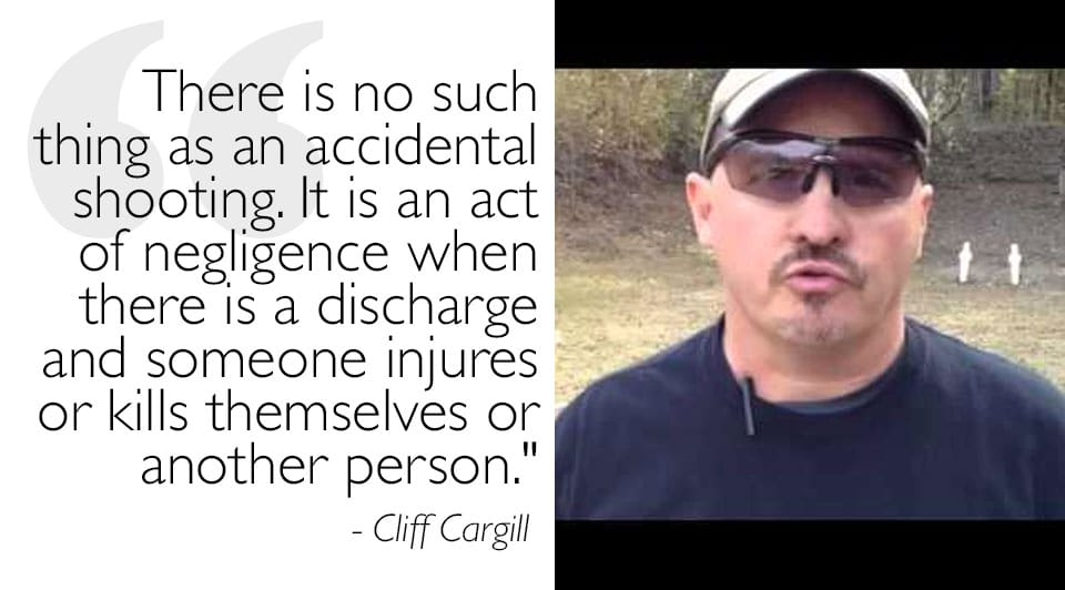 Cliff Cargill Discusses Youth + Gun Safety