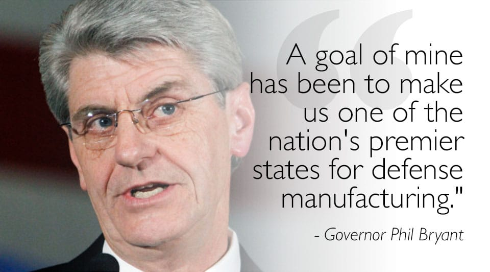Gov Bryant Discusses Breaking Economic Development News