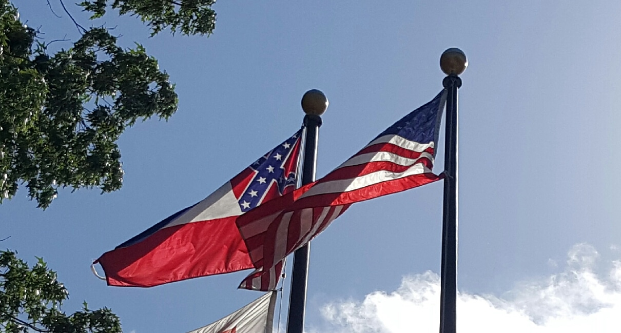 Controversial vote leads to state flag removal in McComb