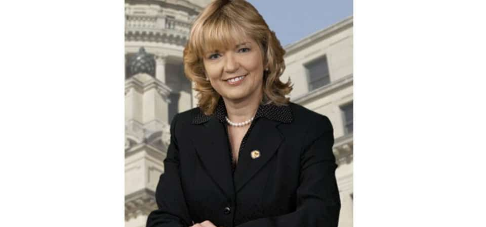 Rep. Currie on the flag, CARES Act money