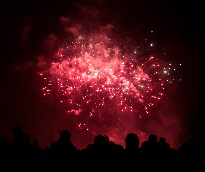 Music and Fireworks to Celebrate Independence Day