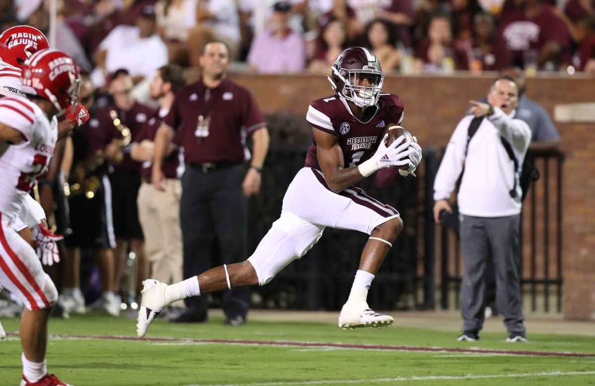 STM Gameday: Mississippi State Makes it Three in a Row, Take Down Louisiana 56-10