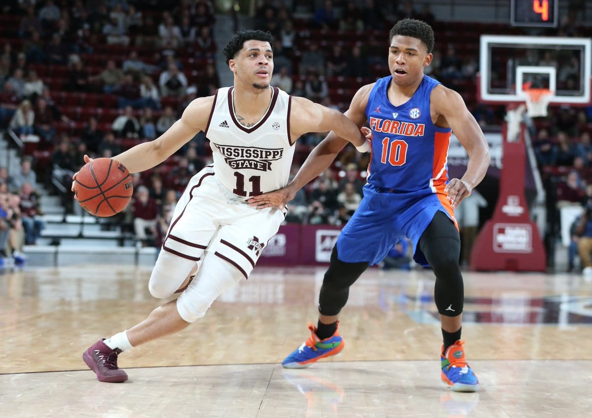 Mississippi State Gets the Win It Needed, Takes Down Florida 71-68