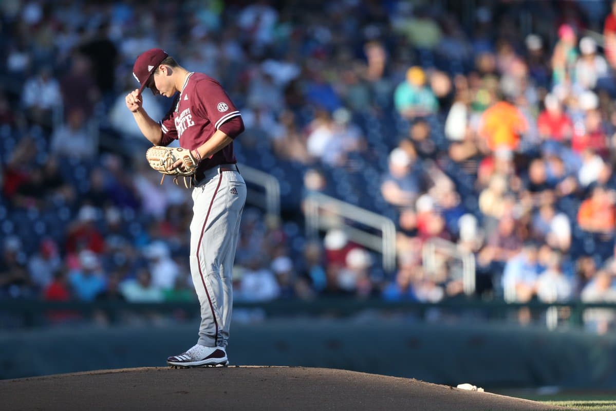 Mississippi State's Season Ends in Omaha After an Emotional 4-3 Loss to Louisville