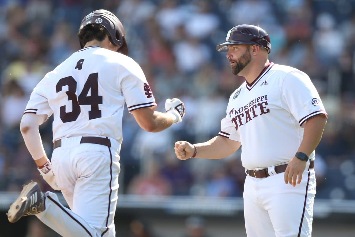 Mississippi State Falls Into the Loser's Bracket Following 6-3 Loss to Vanderbilt