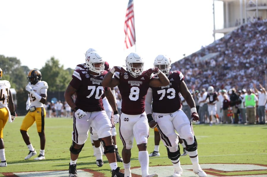 Mississippi State Defeats Southern Mississippi 38-15 Despite Loss of Tommy Stevens