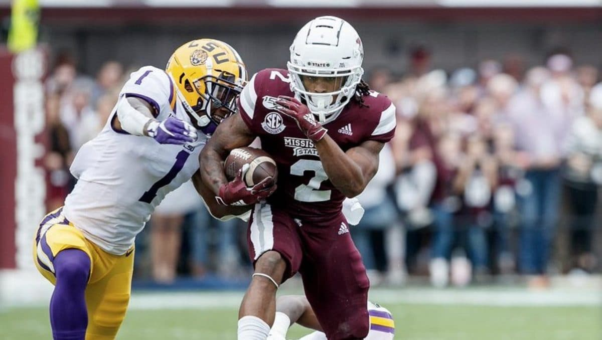 Mississippi State Continues to Flounder Offensively, Falls to LSU 36-13