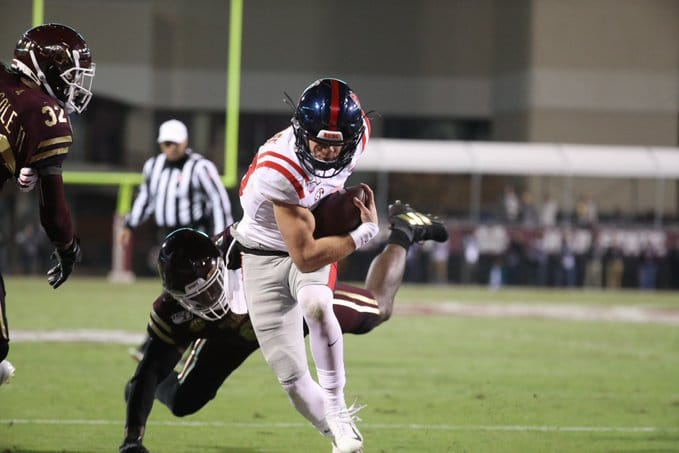 Moore's penalty costs Ole Miss chance at Egg Bowl win