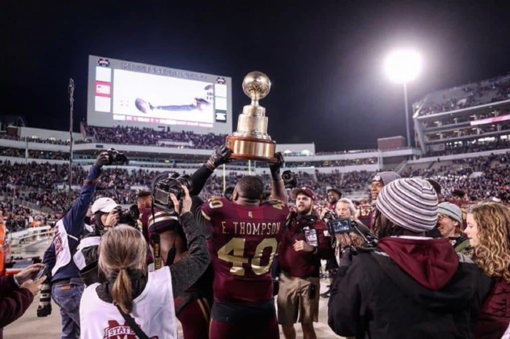 Photo courtesy of Mississippi State athletics
