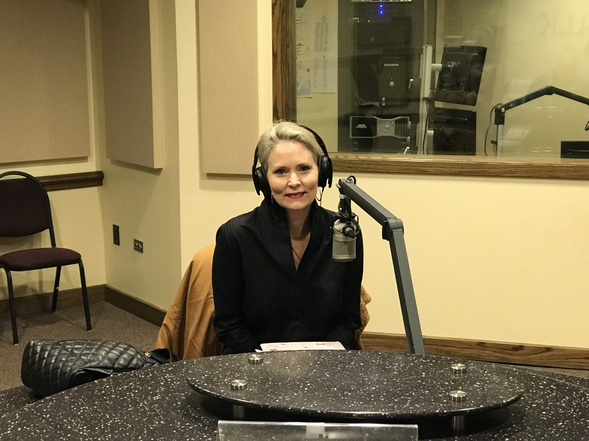 Representative-Elect Jill Ford Joins the Conversation