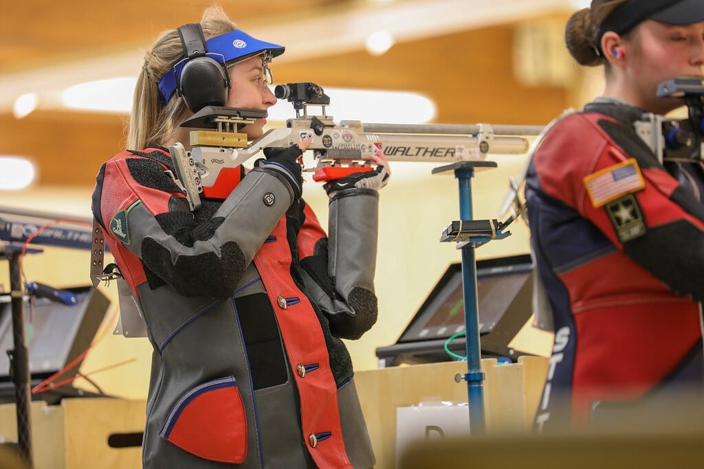 An Air Rifle Athlete's Journey from Ole Miss to the 2020 Tokyo Olympics
