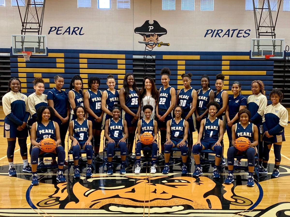 Pearl Lady Pirates looking to win back to back championship with once deployed coach back stateside