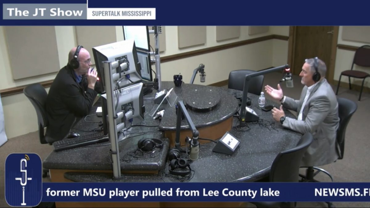 Rep. Vince Mangold Joins the Conversation in the SuperTalk Studio