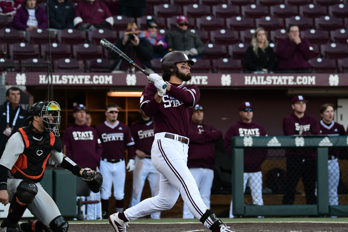 Mississippi State Takes Down Oregon State 6-2 Behind Big Eighth Inning