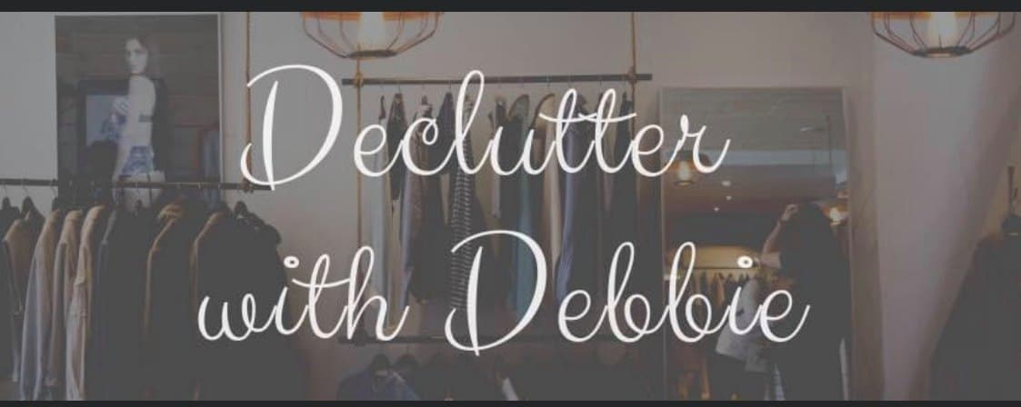 Practical tips to declutter while at home.