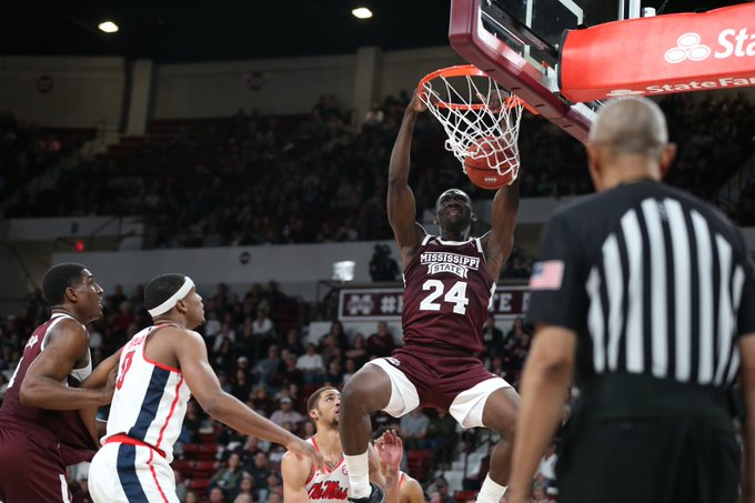 Mississippi State Makes Final Statement for NCAA Tournament in 69-44 Win Over Ole Miss