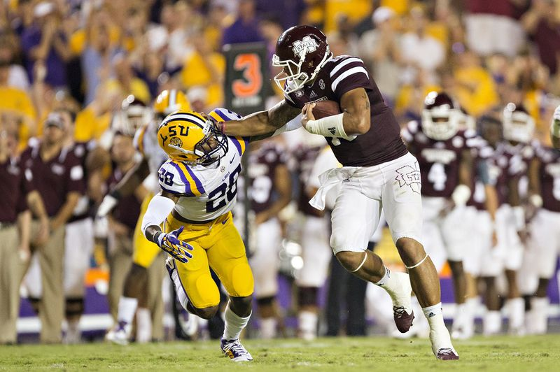 Deep Dive: Mississippi State's 2014 Football Season