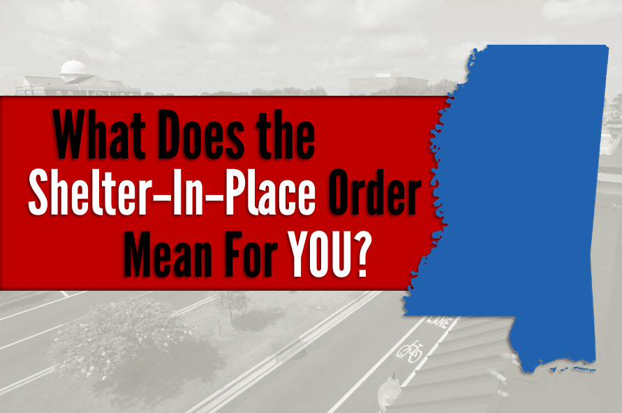 What Does The Shelter In Place Order Mean For You?