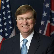 Gov. Tate Reeves Joins the Conversation via Video Call on The JT Show