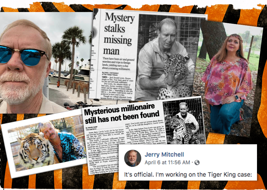 Mississippi reporter investigates 'Tiger King' mystery