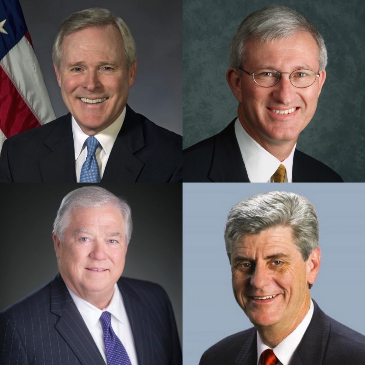 Four former governors join the conversation