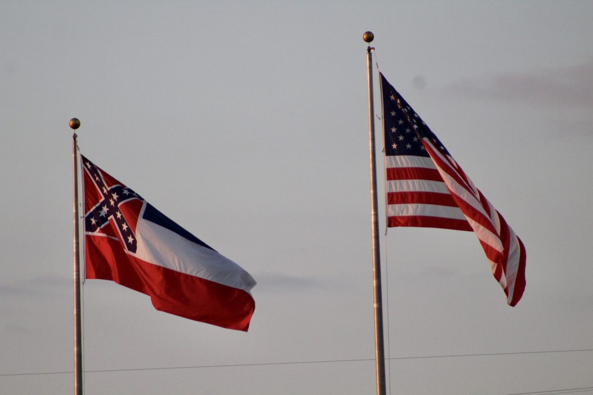 Dark cloud over Mississippi sports clears with removal of state flag