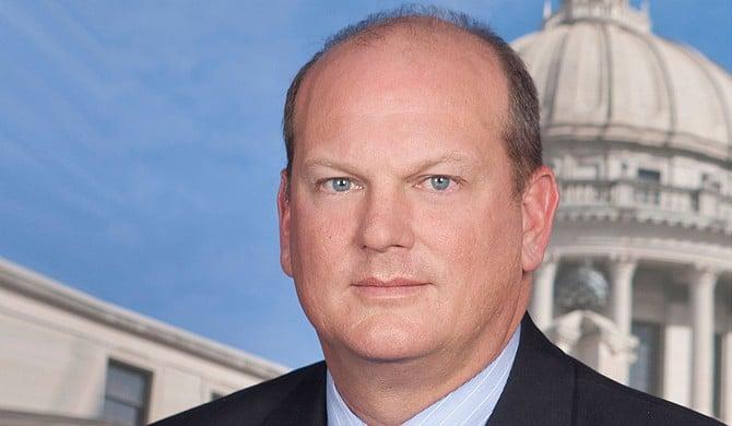 Sen. Wiggins discusses legislature's flag stance