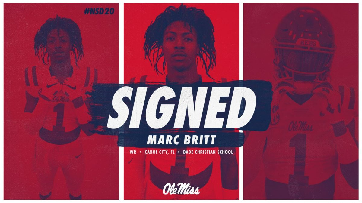 Rebels officially add 4-star WR to 2020 recruiting class