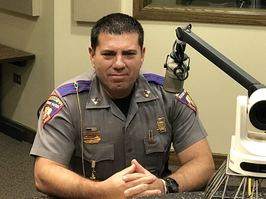 MHP Capt. Poulos talks Fourth of July weekend