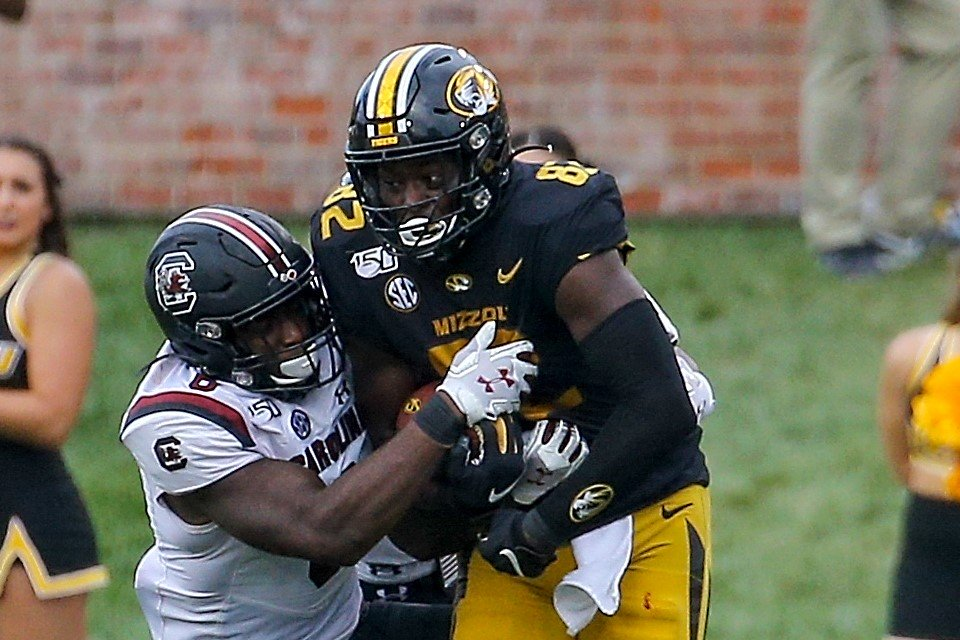 T&L Opponent Preview: The Athletic's Peter Baugh Previews Missouri