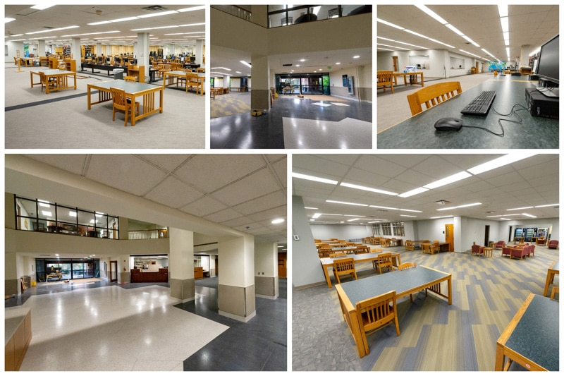 USM library completes over $12M in renovations