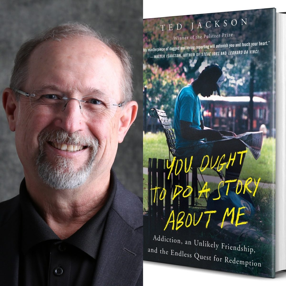 Ted Jackson releases 'You Ought to Do a Story About Me'